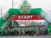 MILO News Release Energized Champions Conquer First Race 40th Marathon