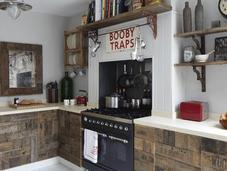 Beautiful Recycled Hertfordshire Home