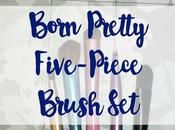 Review Born Pretty Candy-Coloured Brush Set*