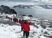 Heading Antarctica
