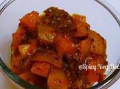 Launji /Raw Mango Relish (step Step with Photo)