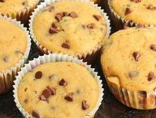 Cappuccino Chip Muffins #MuffinMonday