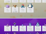 Pokemon Pokedex List Sorted Type [Infographic]