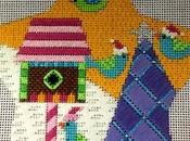 Stitch Falling Star Santa Birds Shipping!