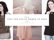 Tops Petite Women Rock