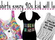 Shirts Every 90's Will Love