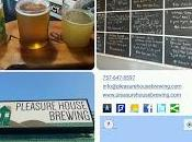 #VABreweryChallenge Virginia Beach with Pleasure House Brewing (#39) Commonwealth Company (#40)