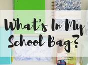 What's School Bag?