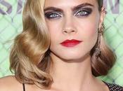 Beauty Look: Cara Delevingne Rimmel London