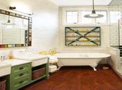 Achieve Eclectic Bathroom Design