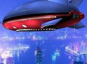 Flying Hotel Concept Makes Possible Land Remote Places