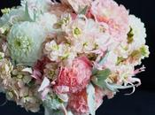 Soft Color Wedding Bouquet