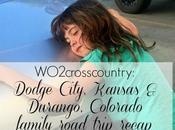 #WO2crosscountry: Dodge City, Kansas Durango, Colorado