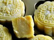 Durian Snowskin Mooncake (Olive Oil)