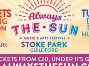 Local Bands Playing Always Festival Guildford