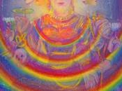 Virgo Rainbow Aura World Mother