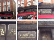 Tarling/C&S Electrical, Blackstock Road Shop Sign Reveal