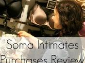 Fashion Purchases Hits Misses: Soma Intimates Edition