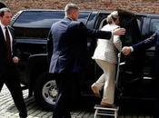 Hillary Clinton Needs Stool Step
