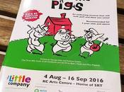 Huffed Puffed, BLEW Away {Review Three Little Pigs SRT's Company}