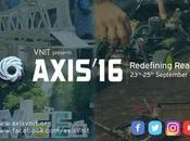 AXIS 2016 Technical Fest VNIT Nagpur