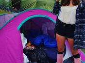 Festival 2016 First Camping Experience