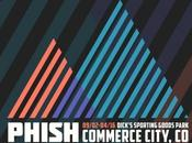 Phish: Live Webcasts Commerce City Shows (September 2-4)