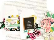 Crate Paper Design Team Floral Tags