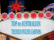 Australian Themed Online Casinos