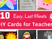 Easy Last Minute Cards Teachers