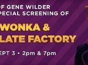 Gene Wilder's Willy Wonka Chocolate Factory Screen Saturday Regal