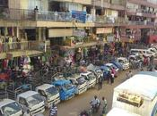 Downtown Dreadlocks. Muzungu's Blind Date