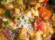 Healthy Cajun Chicken Orzo