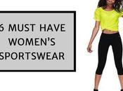 Must Have Women's Sportswear