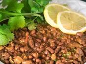 Lobia Recipe, Curry Chori