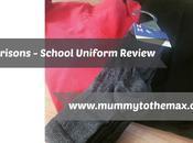 Morrisons School Uniform Review