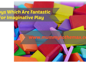 Toys Which Fantastic Imaginative Play