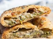 Broccoli, Blue Cheese Walnut Hand Pies