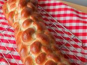Eight Strand Plaited Loaf: GBBO Week