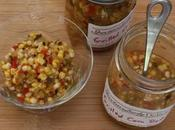 Grilled Corn Relish