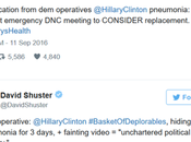 Democrats Considering Emergency Meeting Replace Hillary Clinton