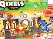 Qixels Kingdom Castle Attack Playset Review
