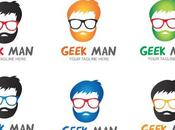 Download Nerd Geek Logo Template Free
