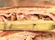 Homemade Cuban Sandwich
