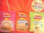 Review Megapost: Walkers Crisps Sarnie Flavours