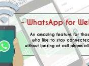 WhatsApp Amazing Feature Those Like Stay Connected Without Looking Cell Phone All-time