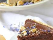 Vegan Millionaire's Shortbread No-Bake Recipe