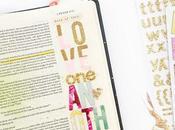 Maggie Holmes Design Team Journaling Bible