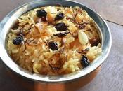Saffron Rice Flavored Pulao Lunch Recipe