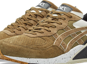 Sartorial Sporty: ASICS Monkey Time Sight Olive Crown Sneakers